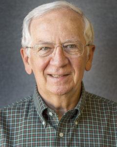 Closeup of Don Dillman