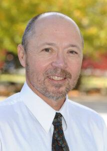 Closeup of Steve Hines