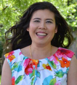 Closeup of Lena Le