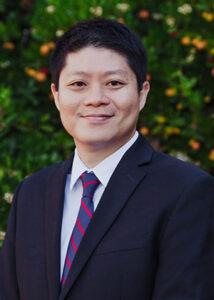 Closeup of Chun-Chu (Bamboo) Chen