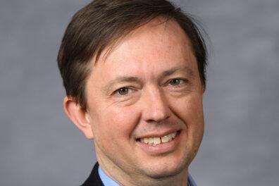 Closeup of Todd Butler