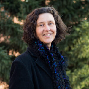 Closeup of Patricia Maarhuis