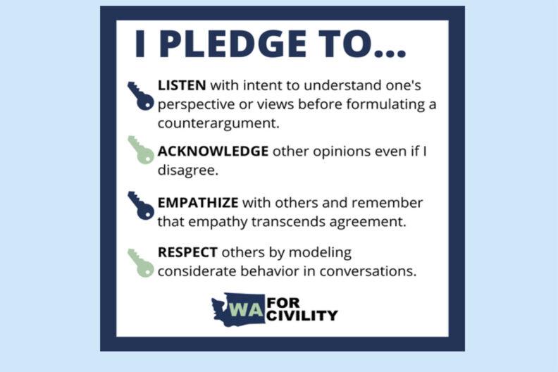 WAforCivility pledge