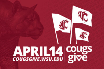 April 14: Cougs Give.