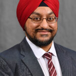 Closeup of Gurdeep Singh (GS) Raina