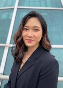 Closeup of Megan Wong