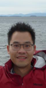 Closeup of Paul Kwon