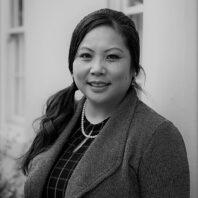 Closeup of Connie Kim Yen Nguyen-Truong