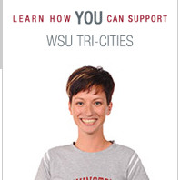 Double the passion at WSU Tri-Cities Campaign HTML email