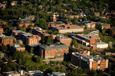 WSU Aerial Photo