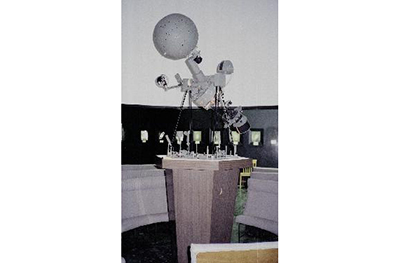 Planetarium equipment