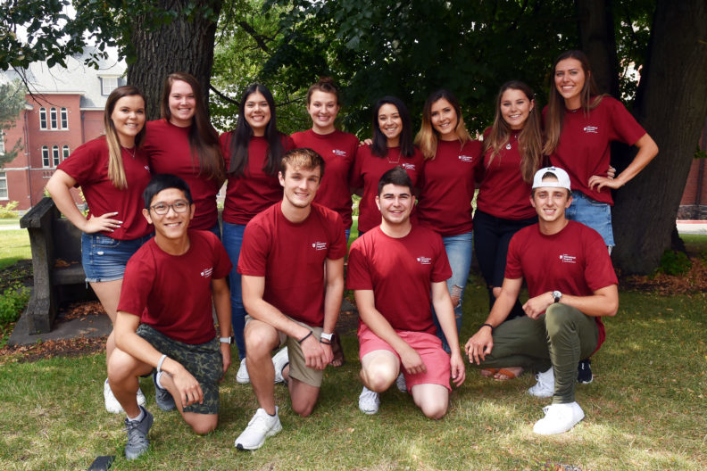 2018-19 Peer Advisors
