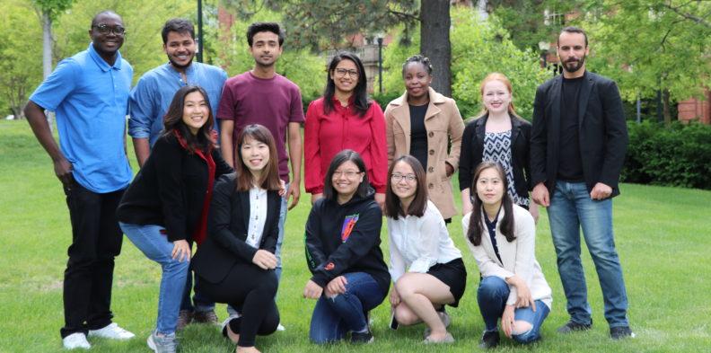 Peer Mentor Group Photo