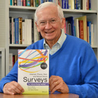 Dillman with his book 'Internet, Phone, Mail and Mixed-Mode Surveys: The Tailored Design Method'