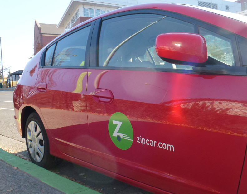 Transportation-ZipCar