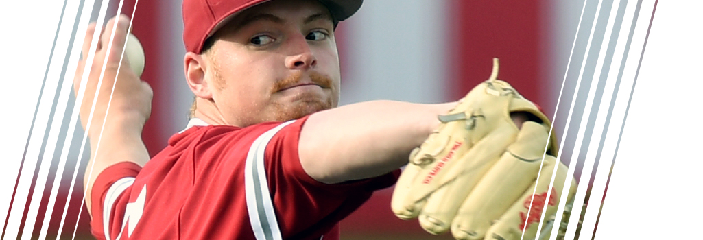 WSU Baseball Scotty Sunitsch pitcher