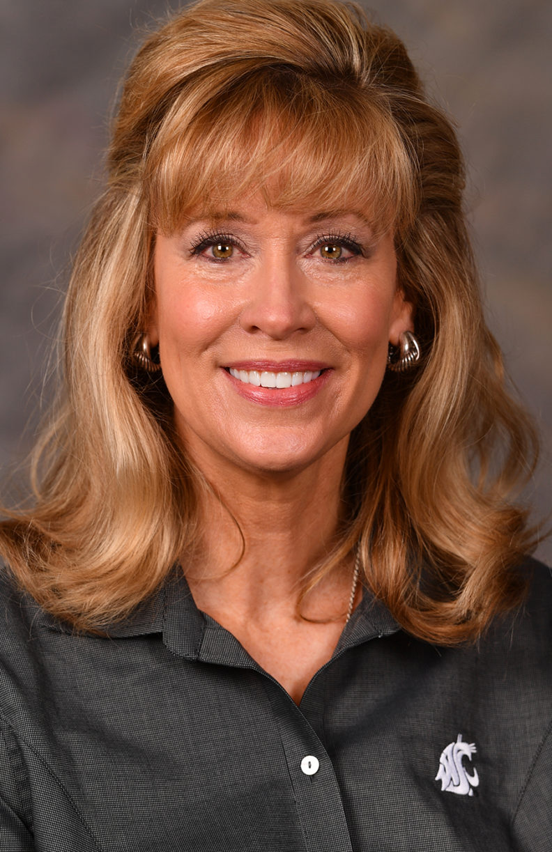 Lisa Calvert, CEO, WSU Foundation