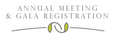 Register for the Annual Meeting and Gala
