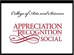 CAS Appreciation and Recognition Social