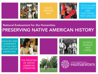 NEH and Native Americans
