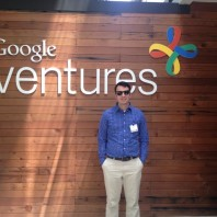 Marketing major Thomas Weis tours Google Ventures