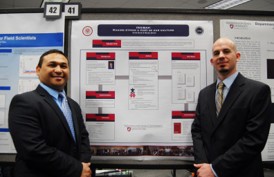 Keith Brub and Micah Elliott describe best research practice at the Vancouver Research Showcase.