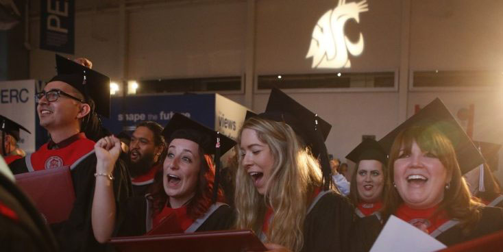 WSU NorthPugetSoundEverettCommencement