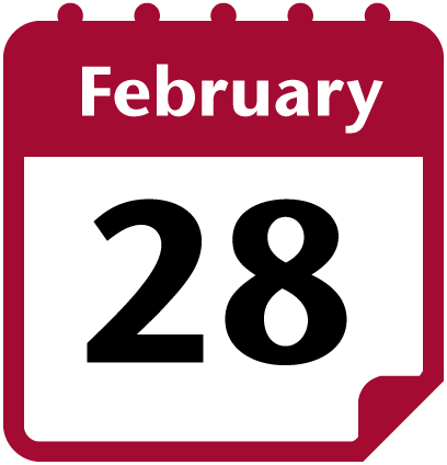 Febrauary 28