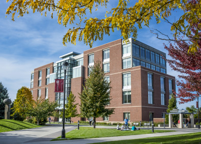 WSU Spokane Academic Center