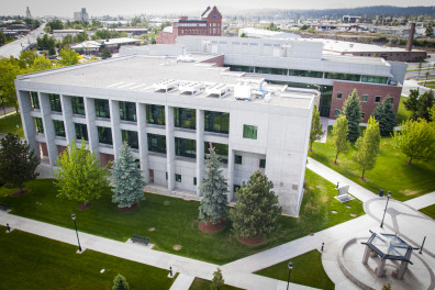 WSU Spokane Phase One Building