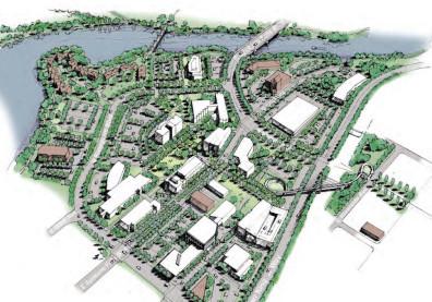 WSU Spokane Master Plan