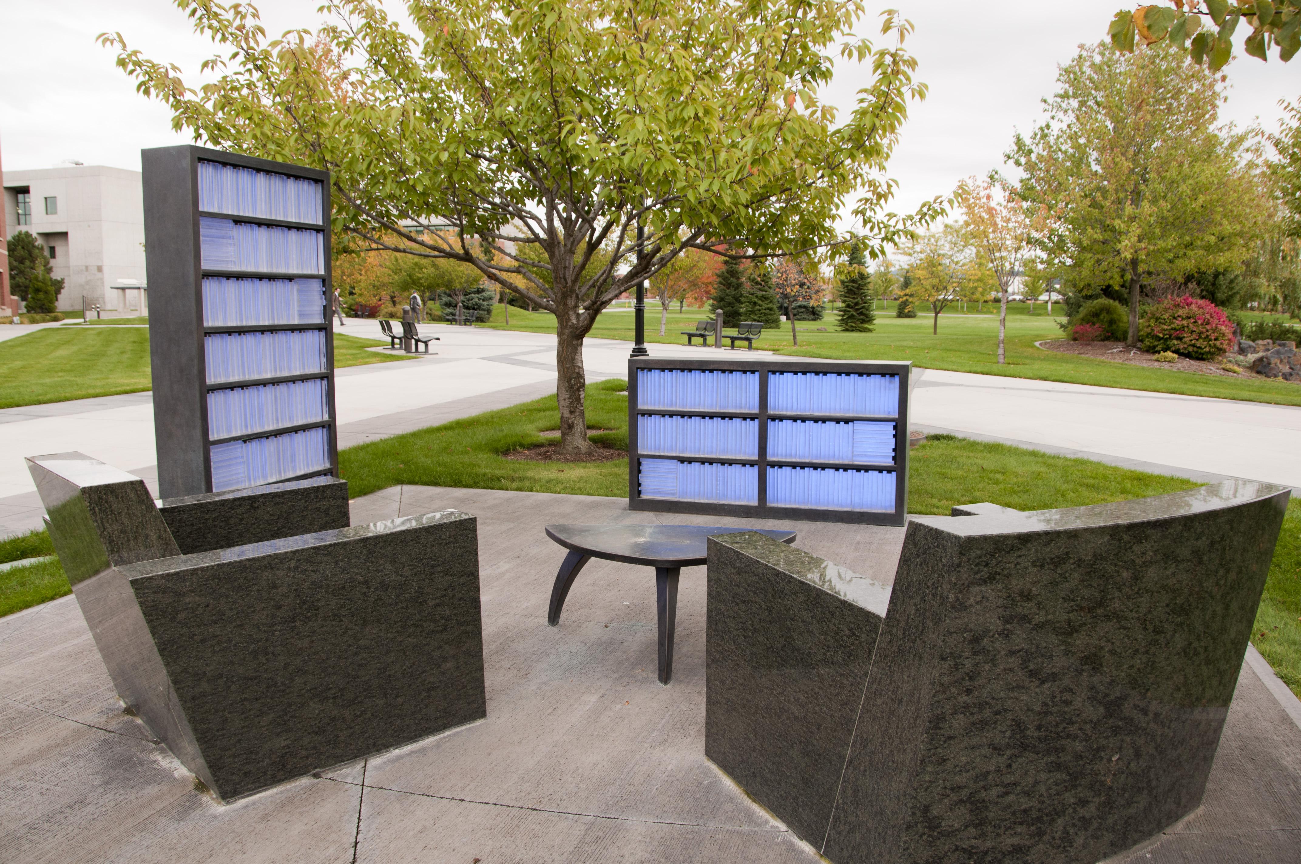 Buildings And Art About Wsu Spokane Washington State University
