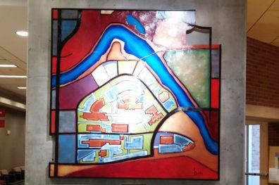 Photo of art piece 'A Transforming Place' by Ben Joyce