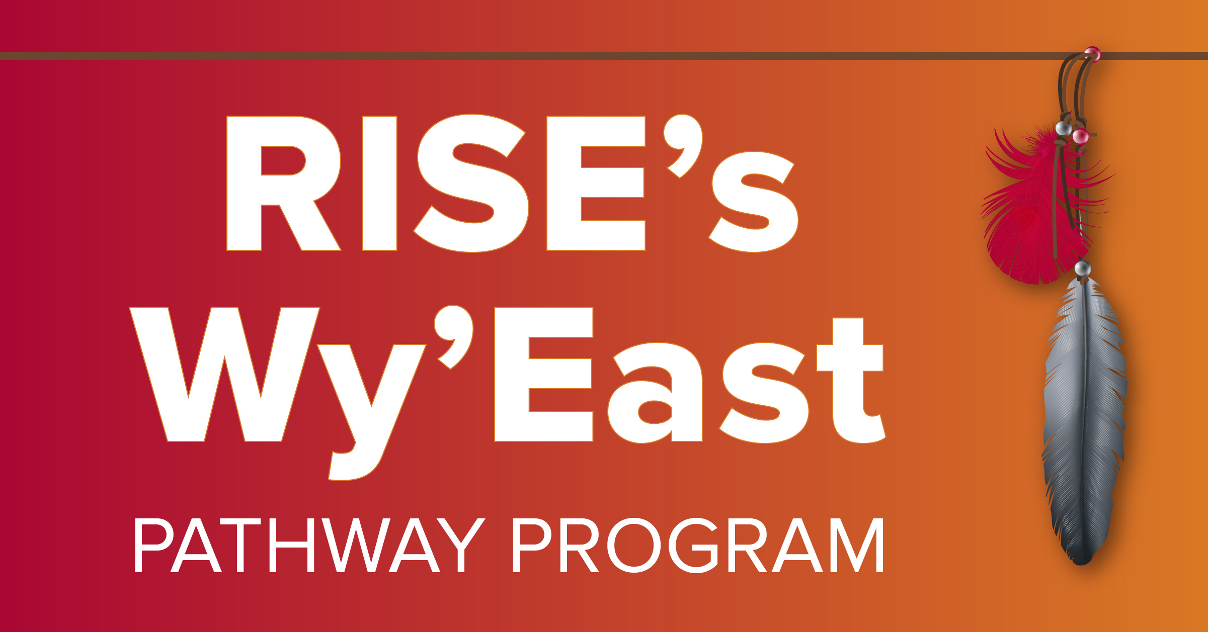 RISE Wy'East header