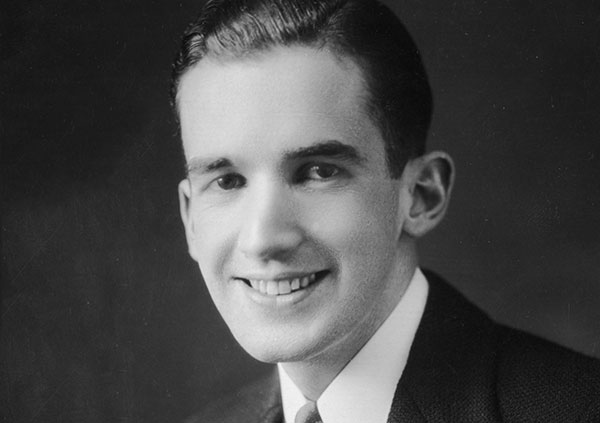 Young Edward R. Murrow