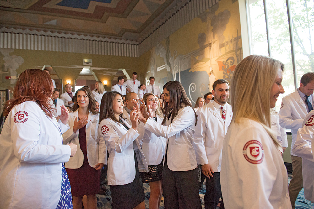 High Fives for Medical School | Communications | Washington State