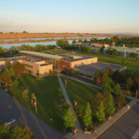 Photo of WSU Tri-Cities campus