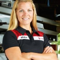 Lisa Roman is a WSU graduate who rowed on the Canadian 'women's eight' 2016 Summer Olympic team.