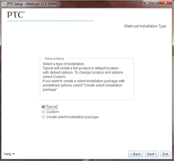 Mathcad15-Step10-TypicalInstall