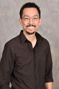 Portrait shot of Yoshi Kodama