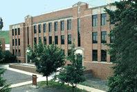 Wegner Hall on the WSU campus in Pullman, WA