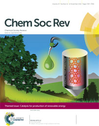 Chem Soc Rev Cover (Royal Society of Chemistry; www.rsc.org/chemcomm)