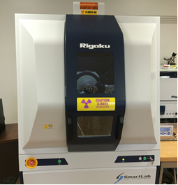 SmartLab X-ray Diffraction Spectroscopy (XRD)