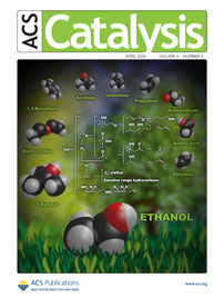 ACS Catalysis Cover, April 2014, ACS Publications
