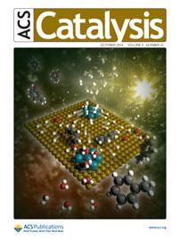 ACS Catalysis Cover, October 2014, ACS Publications