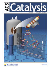 ACS Catalysis Cover, July 2015