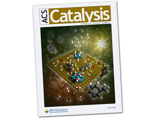 Cover of ACS Catalysis