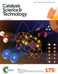 Cover: Catalysis Science & Technology