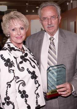 Mr. and Mrs. Gene Becker