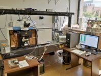 Raman Spectroscopy LabRAM HR microscope system